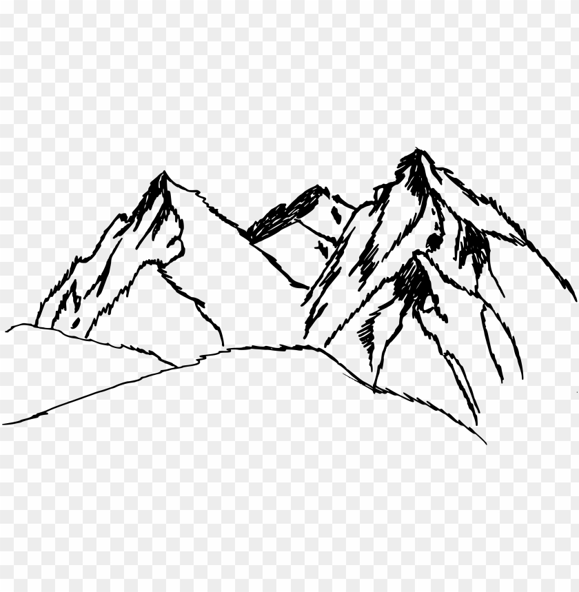 free PNG mountain png transparent vol onlygfx com - mountain drawi PNG image with transparent background PNG images transparent