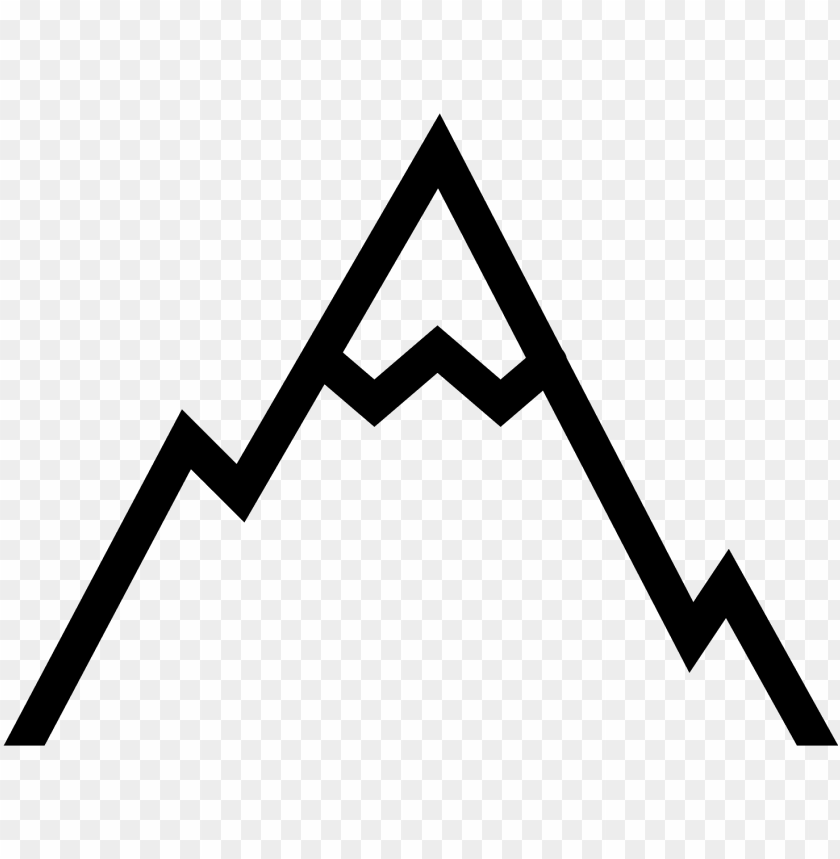 free PNG mountain vectorroyalty free stock - mountain icon png - Free PNG Images PNG images transparent
