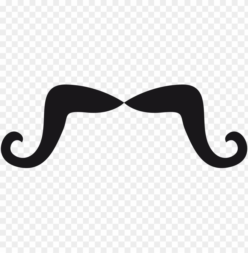 free PNG moustache - moustache clipart PNG image with transparent background PNG images transparent