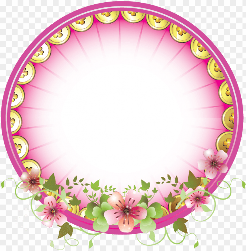 free PNG move it in his containment round frame png - round logo frame PNG image with transparent background PNG images transparent