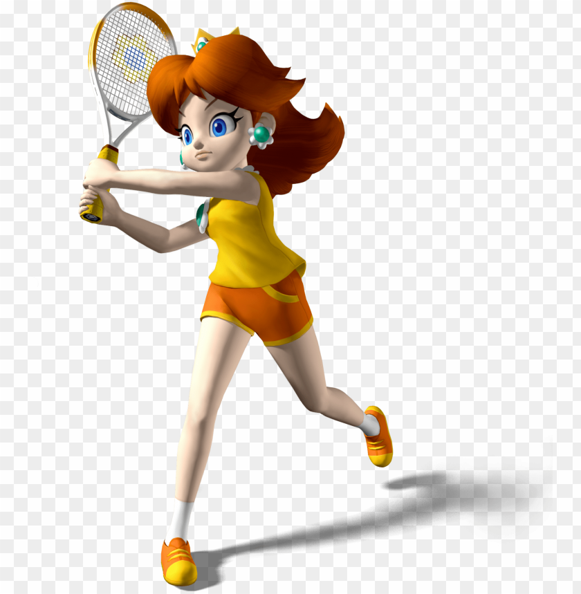 free PNG mptdaisy1 - princess peach and daisy PNG image with transparent background PNG images transparent
