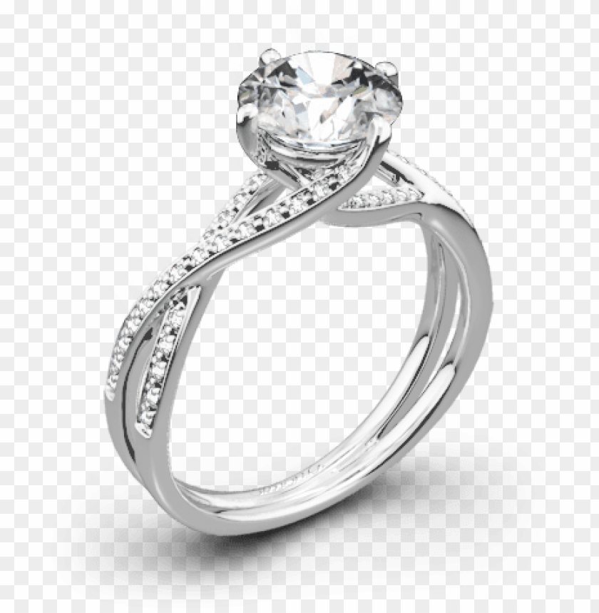 free PNG mr1394 fabled diamond engagement ring - solitaire diamond ring diamond band 1 carat PNG image with transparent background PNG images transparent