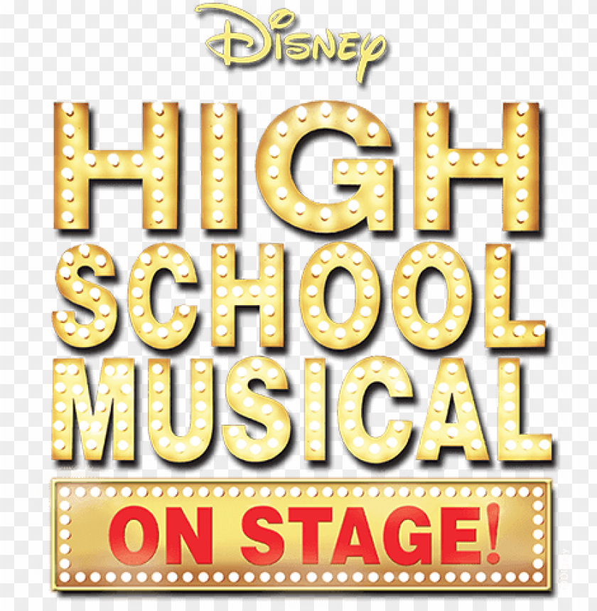 mti high school musical logo - high school musical 1 logo PNG image with transparent background@toppng.com