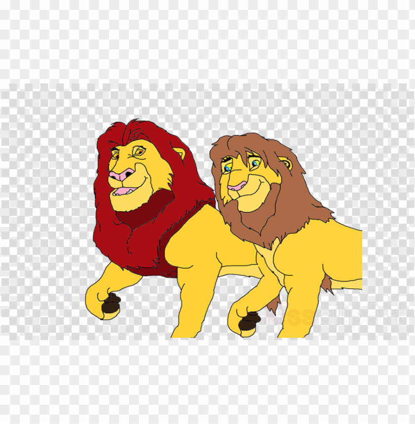 free PNG mufasa clipart lion mufasa simba - wheels out of gear: 2-tone, the specials and a world PNG image with transparent background PNG images transparent