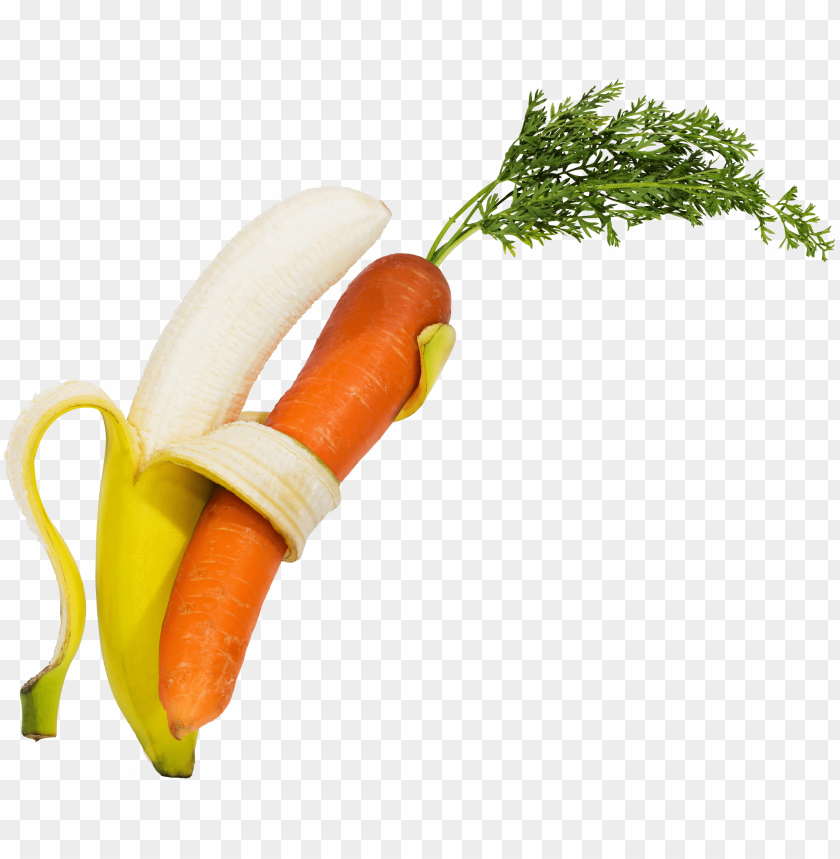 free PNG muffin carrot banana stock photography vegetable - vegetable carving with banana PNG image with transparent background PNG images transparent