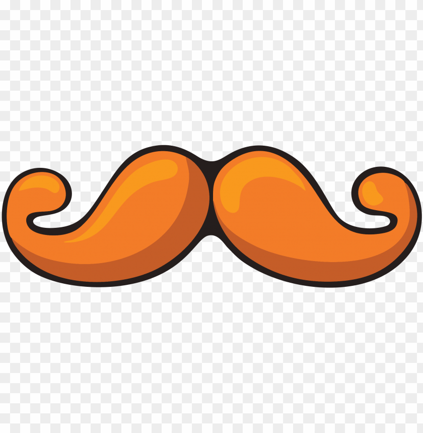 mundo bita bigode - molde bigode mundo bita PNG image with transparent background@toppng.com