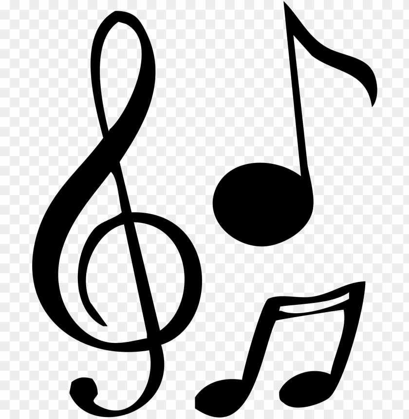 free PNG music clipart musical note - music note PNG image with transparent background PNG images transparent