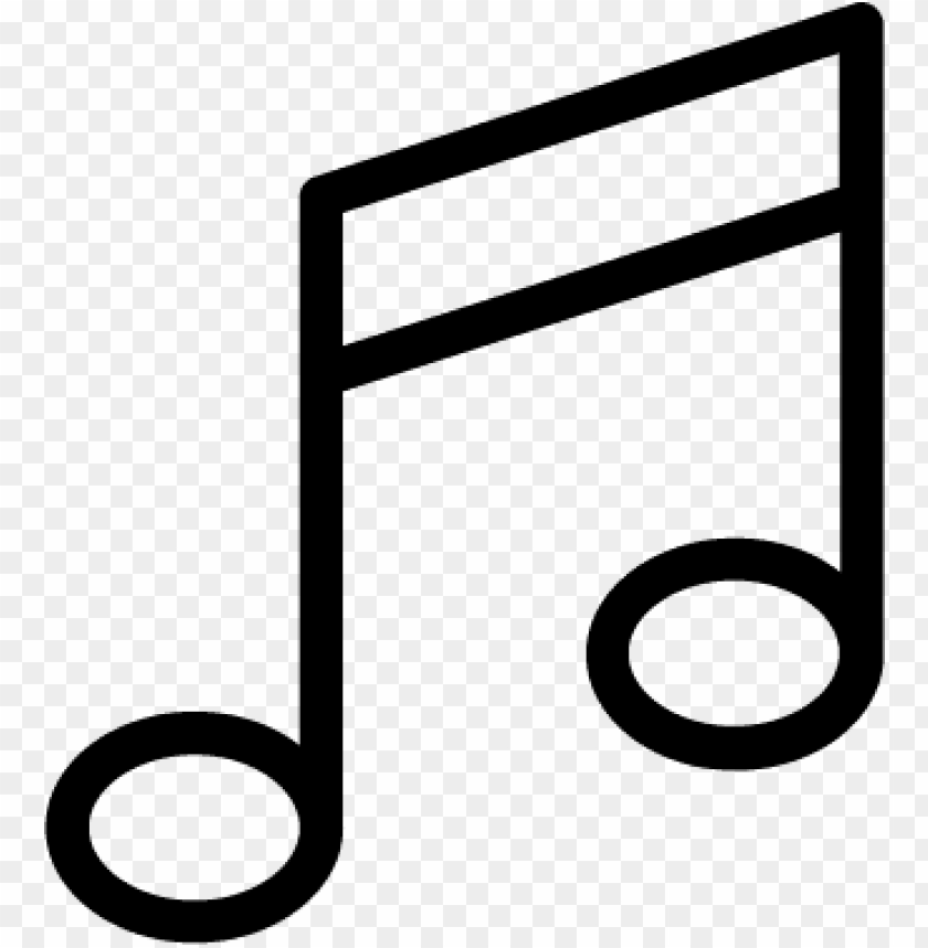 free PNG music note icon iconbros - music note icon transparent png - Free PNG Images PNG images transparent