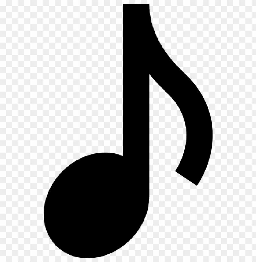 music note silhouette png png image with transparent background | toppng  toppng