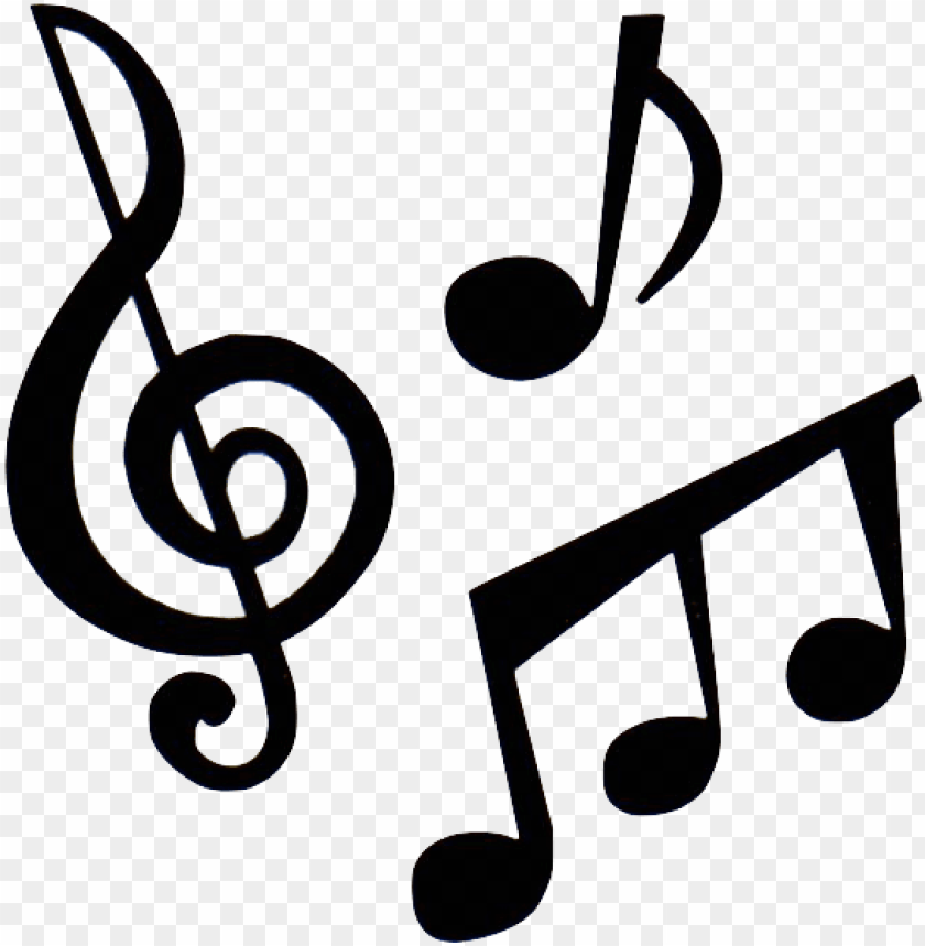 free PNG music notes clipart trail - music notes singi PNG image with transparent background PNG images transparent