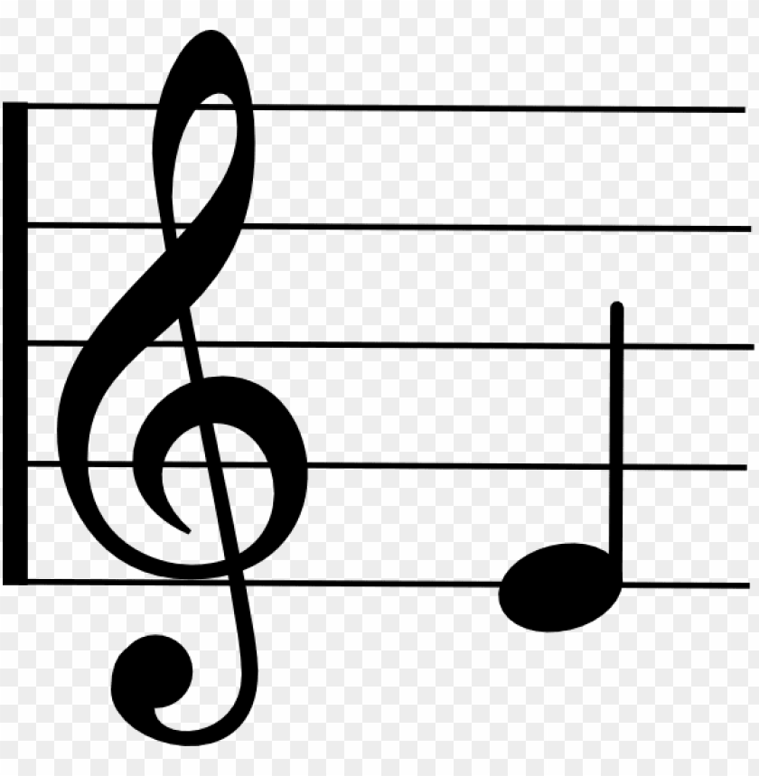 free PNG music notes png images free download, note clef png - treble clef notes e PNG image with transparent background PNG images transparent