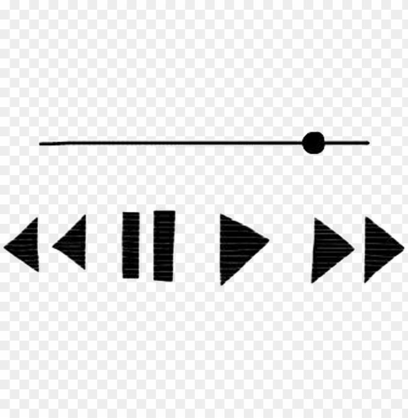 free PNG #music #play #playbutton #pause #pausebutton #loud - imagenes de musica tumblr PNG image with transparent background PNG images transparent