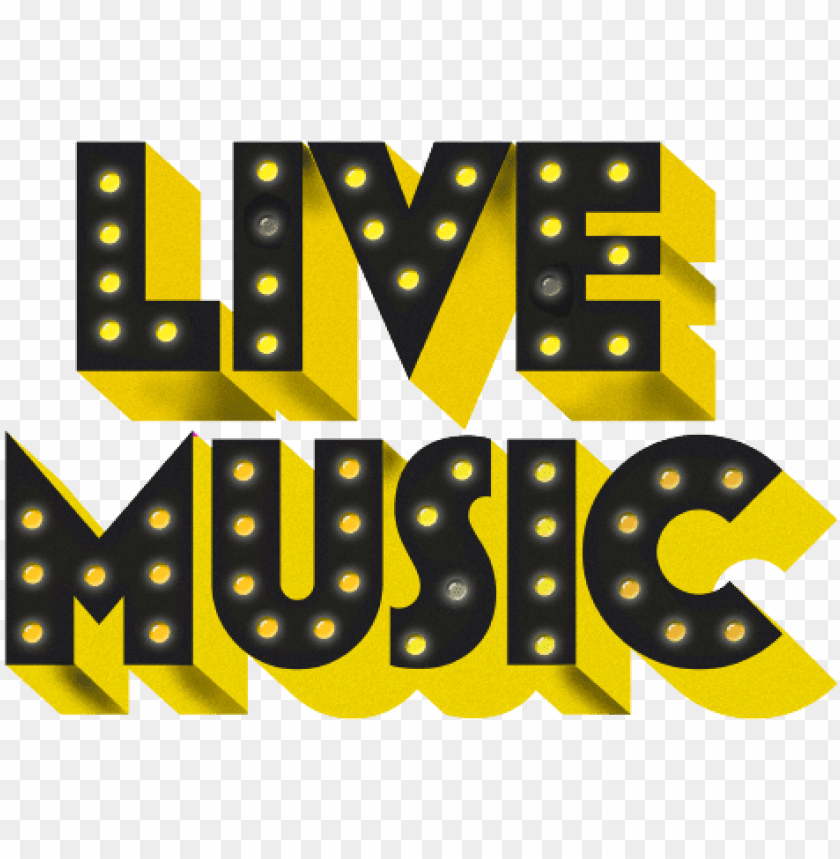 free PNG music transparent live - live music logo PNG image with transparent background PNG images transparent
