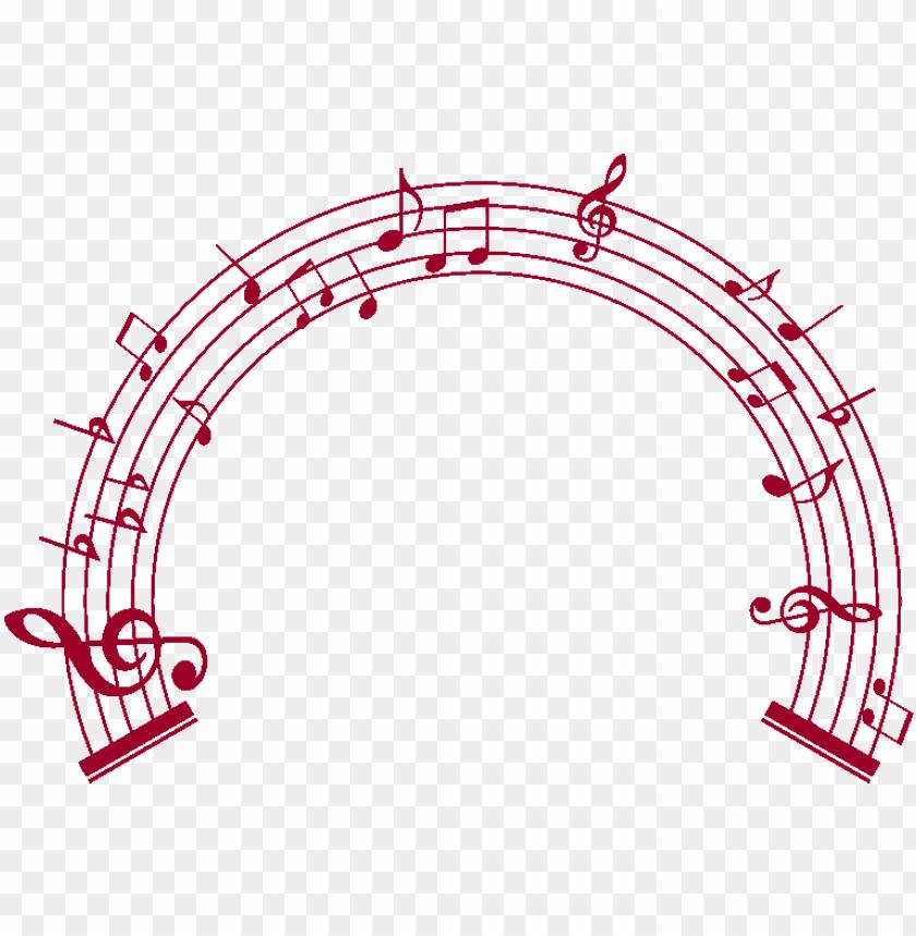 free PNG music transparent png - music notes circle PNG image with transparent background PNG images transparent