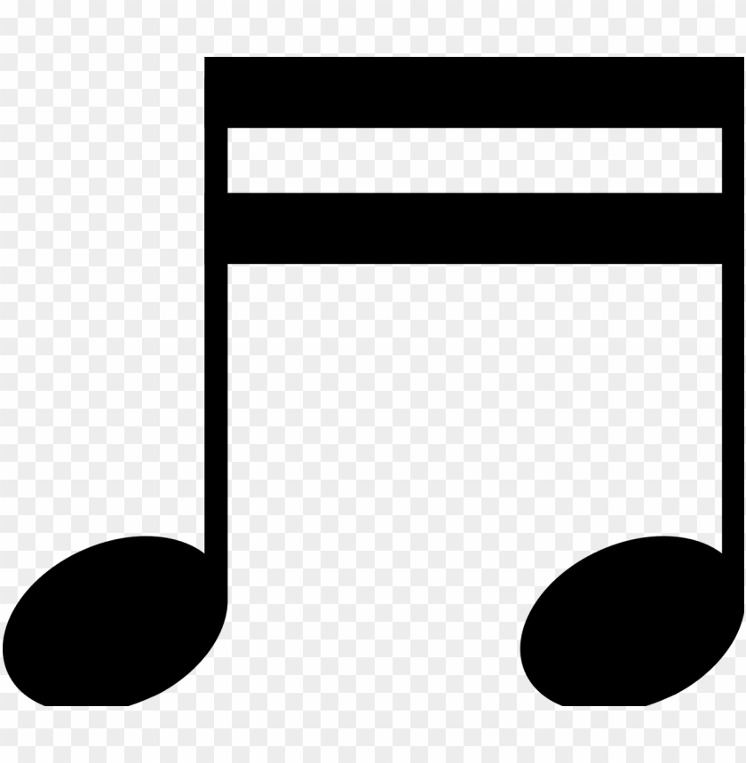 free PNG musical notes large - music note transparent PNG image with transparent background PNG images transparent