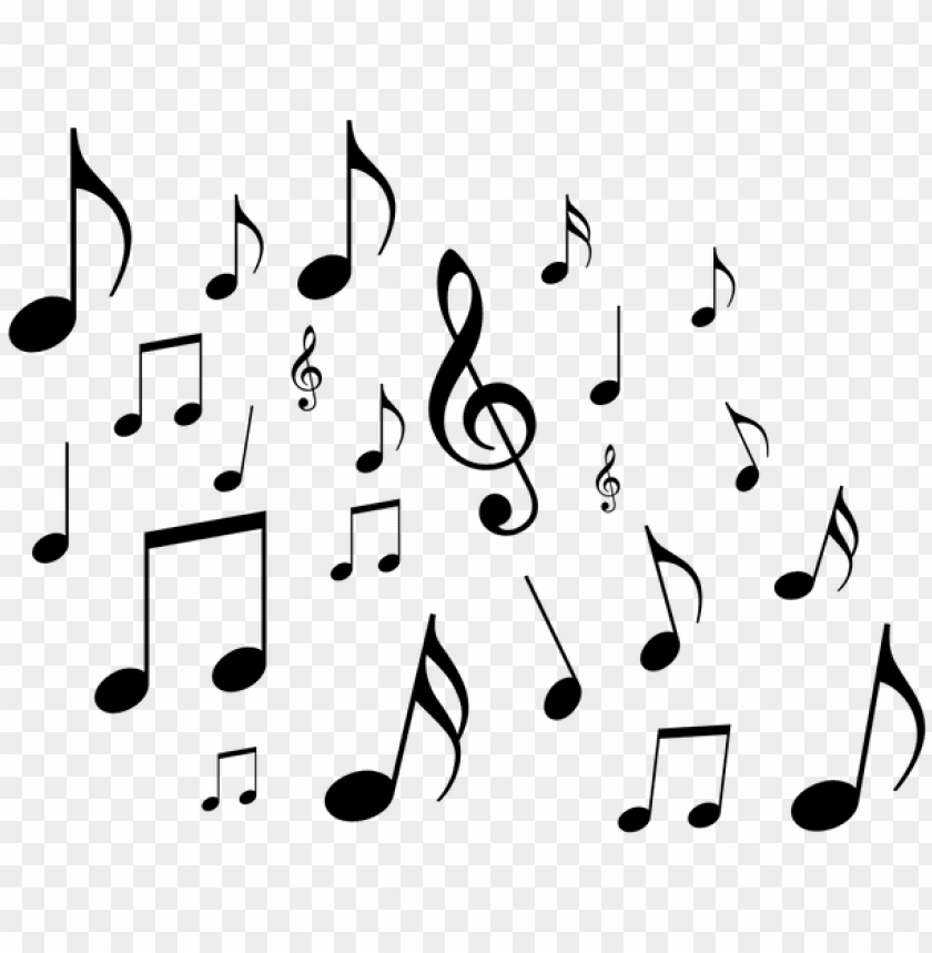free PNG musical notes png by mattbenfly75 - musical notes transparent PNG image with transparent background PNG images transparent