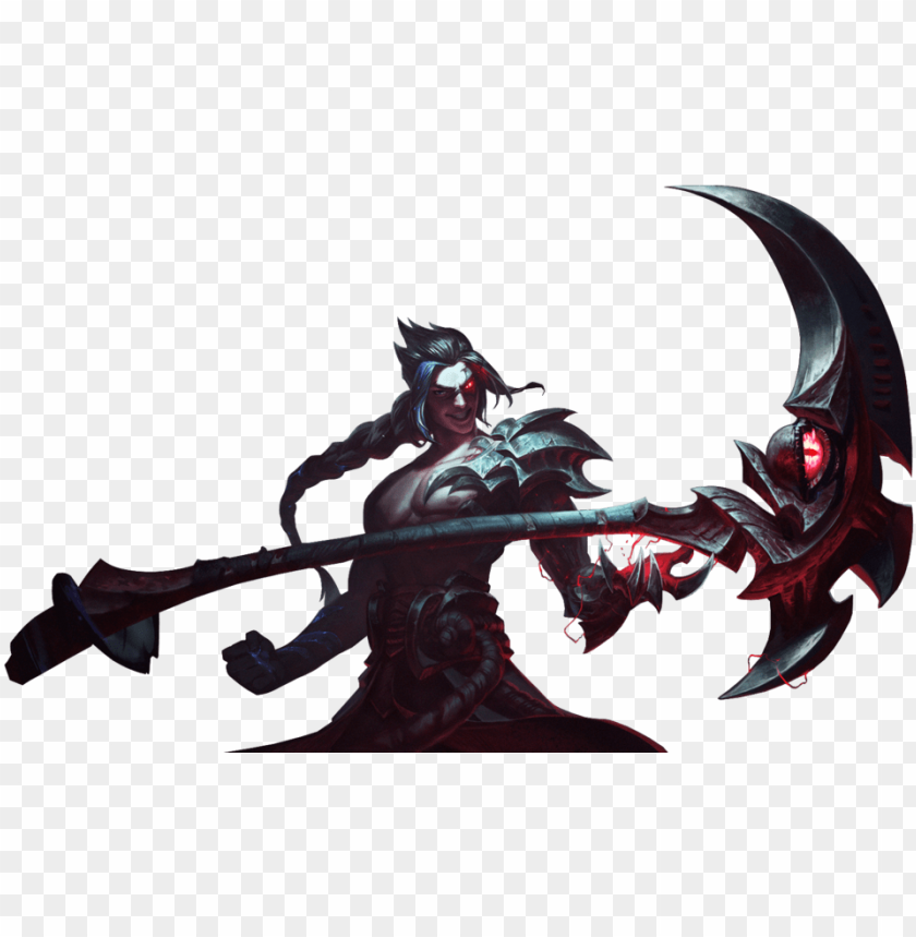 free PNG my character, league of legends, monsters, the beast - league of legends kayn PNG image with transparent background PNG images transparent