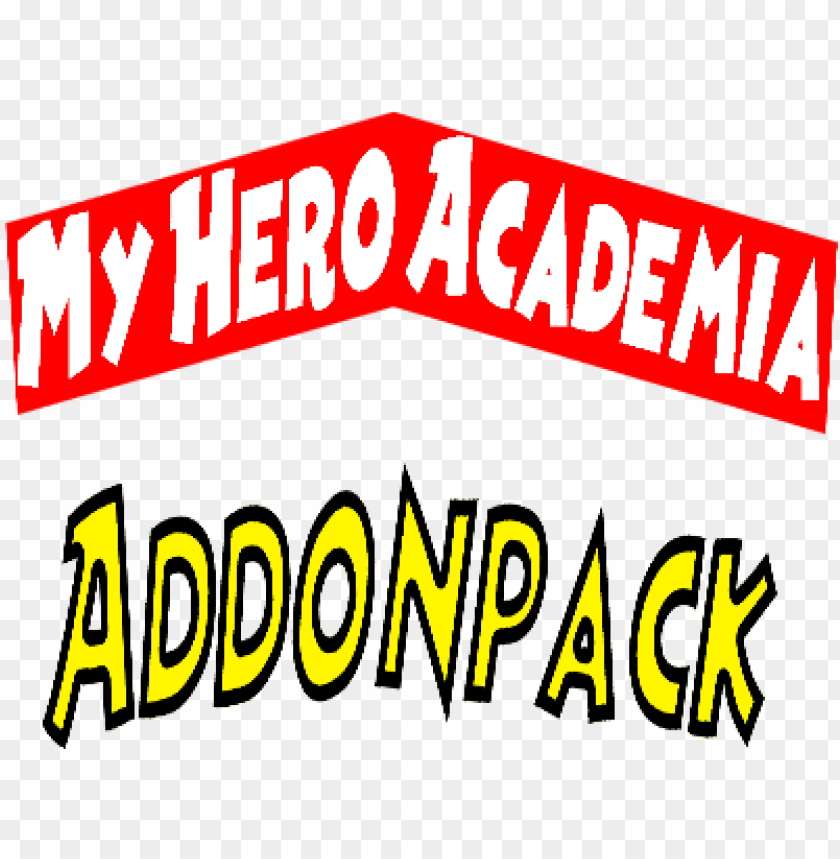 free PNG my hero academia addon - minecraft PNG image with transparent background PNG images transparent