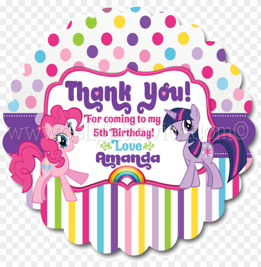 free PNG my little pony birthday favor tag - my little pony birthday giveaways PNG image with transparent background PNG images transparent