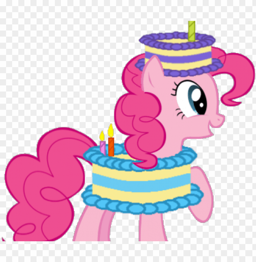 free PNG my little pony clipart - friendship is magic pinkie pie PNG image with transparent background PNG images transparent