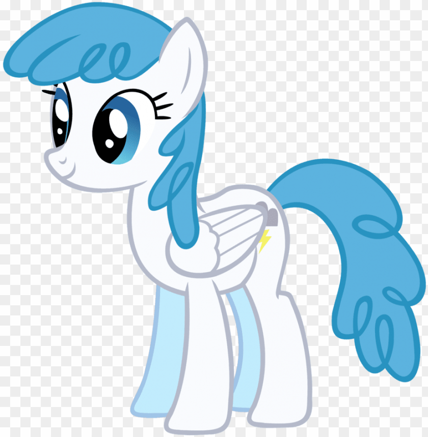 My Little Pony White Lightning Png Image With Transparent Background Toppng