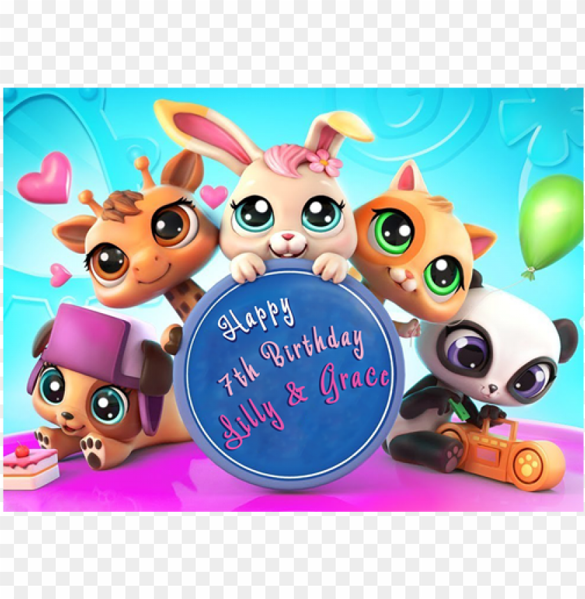 free PNG my littlest pet shop - littlest pet shop ios PNG image with transparent background PNG images transparent