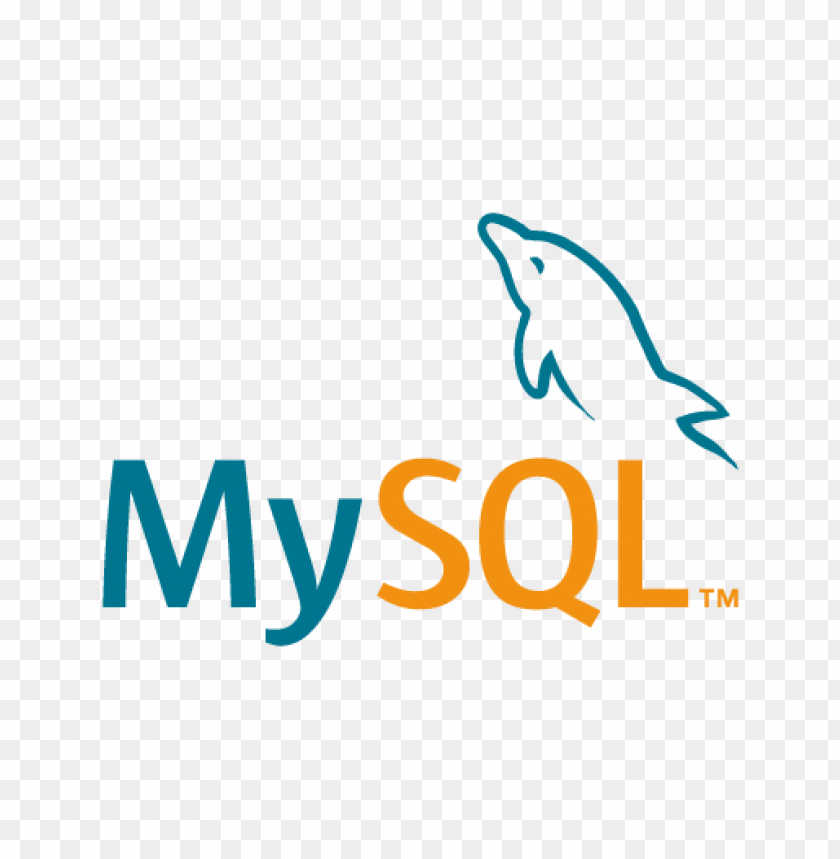 mysql logo vector free download@toppng.com