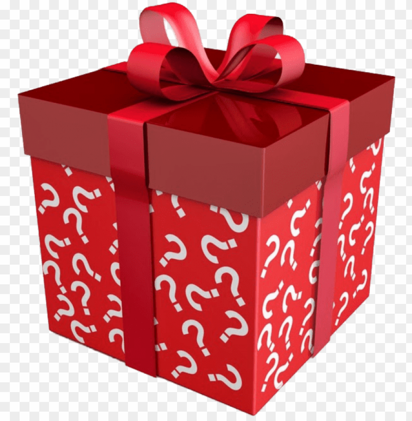 Mystery Box Png Mystery Gift Box 5 Png Image With Transparent Background Toppng