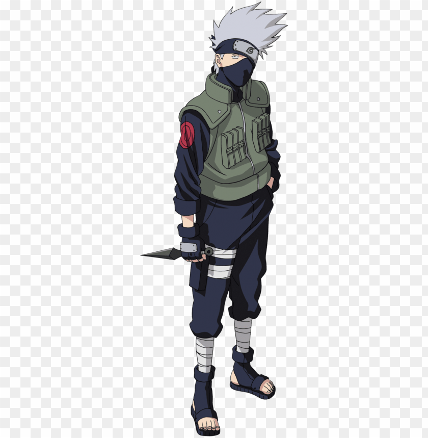 Naruto Characters Full Body Png Image With Transparent Background Toppng