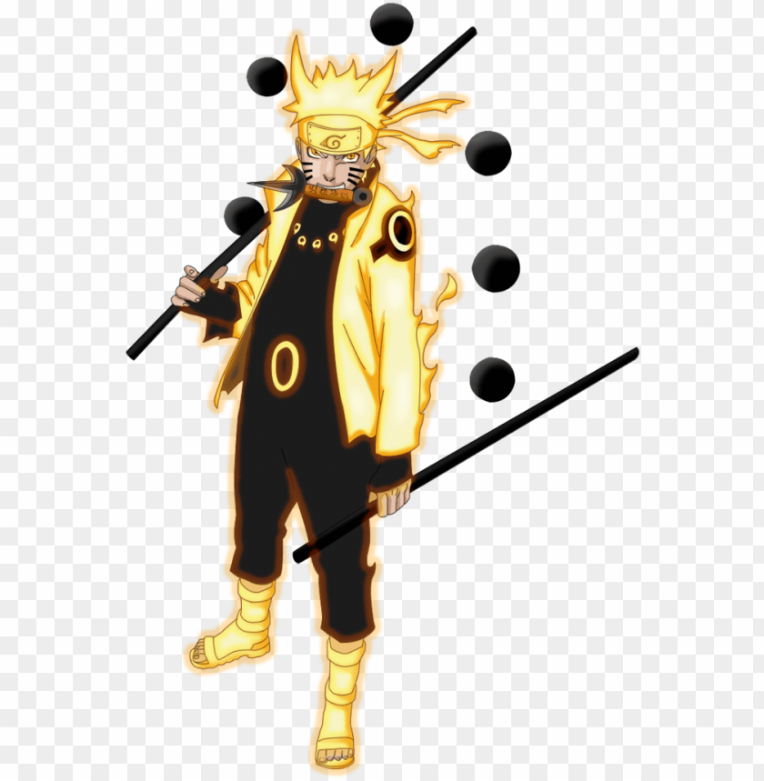 Naruto Six Paths Sage Mode Png Image With Transparent Background Toppng