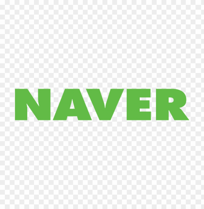 free PNG naver logo vector PNG images transparent