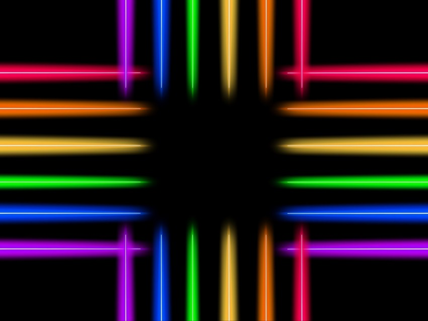 free PNG neon, line, glow, colorful, iridescent background PNG images transparent