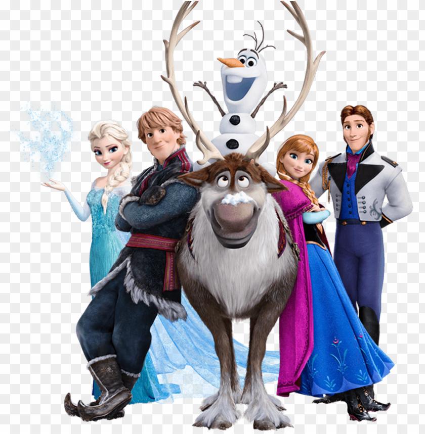 Nes De Frozen En Png Image With Transparent Background Toppng