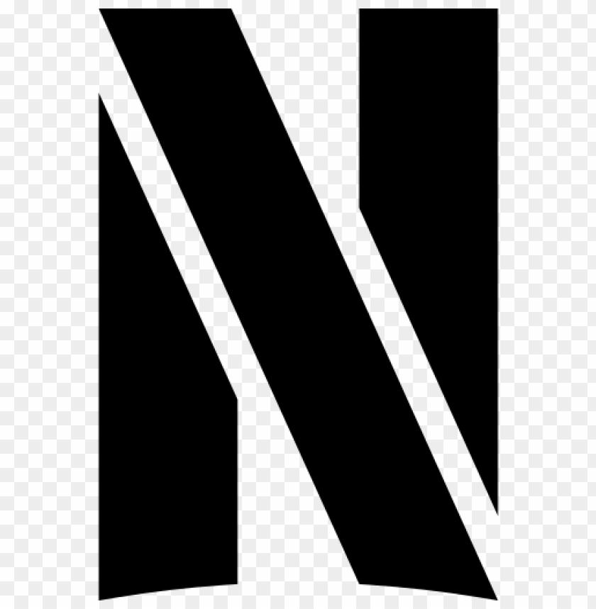 free PNG netflix logo png black color PNG image with transparent background PNG images transparent