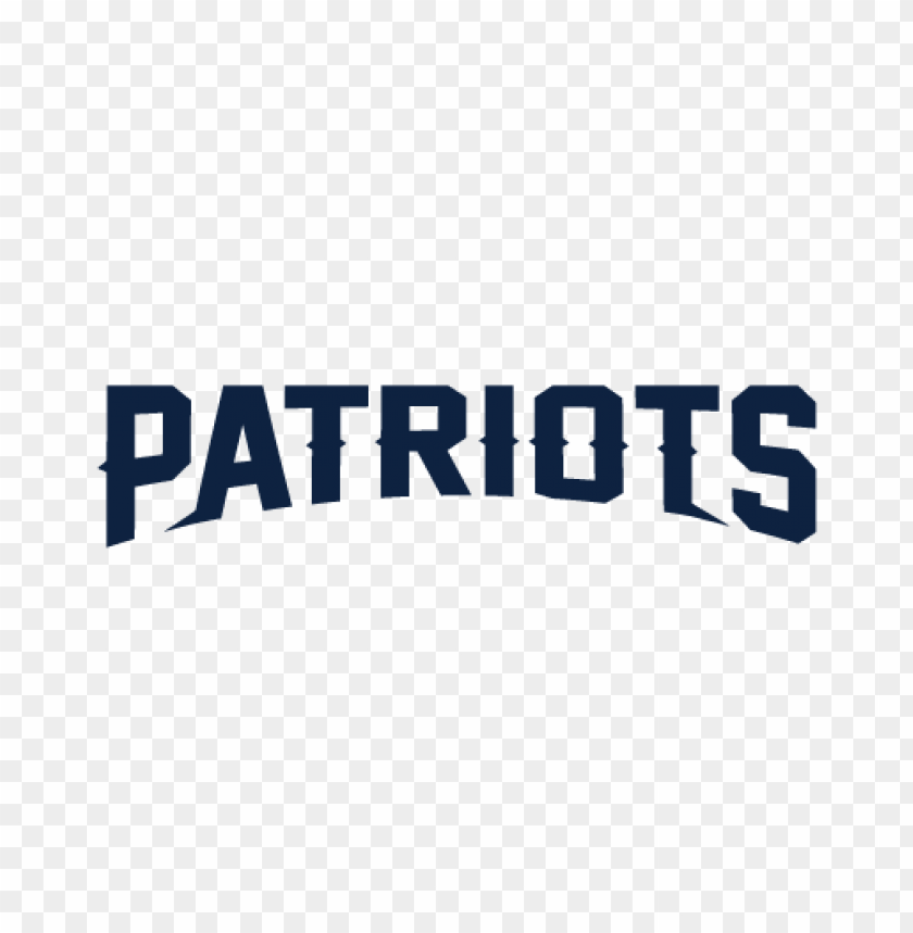 free PNG new england patriots wordmark vector PNG images transparent