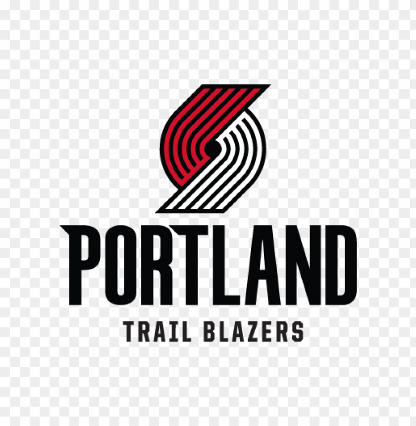 free PNG new portland trail blazers logo vector free download PNG images transparent