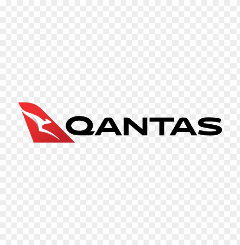 free PNG new qantas logo vector PNG images transparent