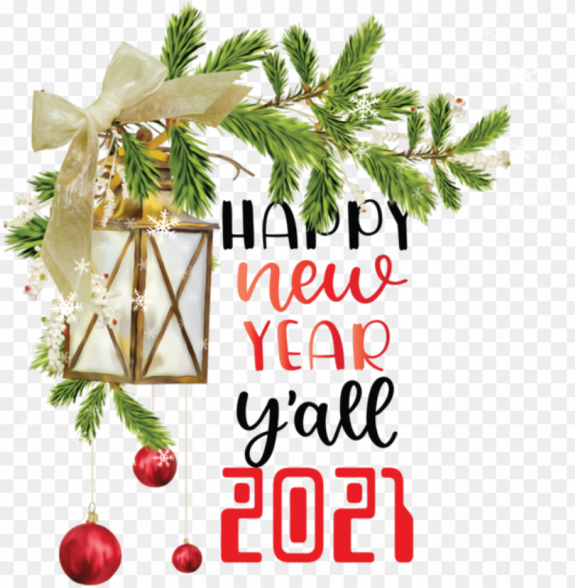 free PNG New Year Christmas Day Christmas ornament Christmas gift for Happy New Year 2021 for New Year PNG image with transparent background PNG images transparent