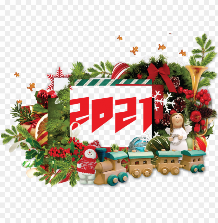 free PNG New Year Christmas Day Christmas Ornament M Christmas ornament for Happy New Year 2021 for New Year PNG image with transparent background PNG images transparent