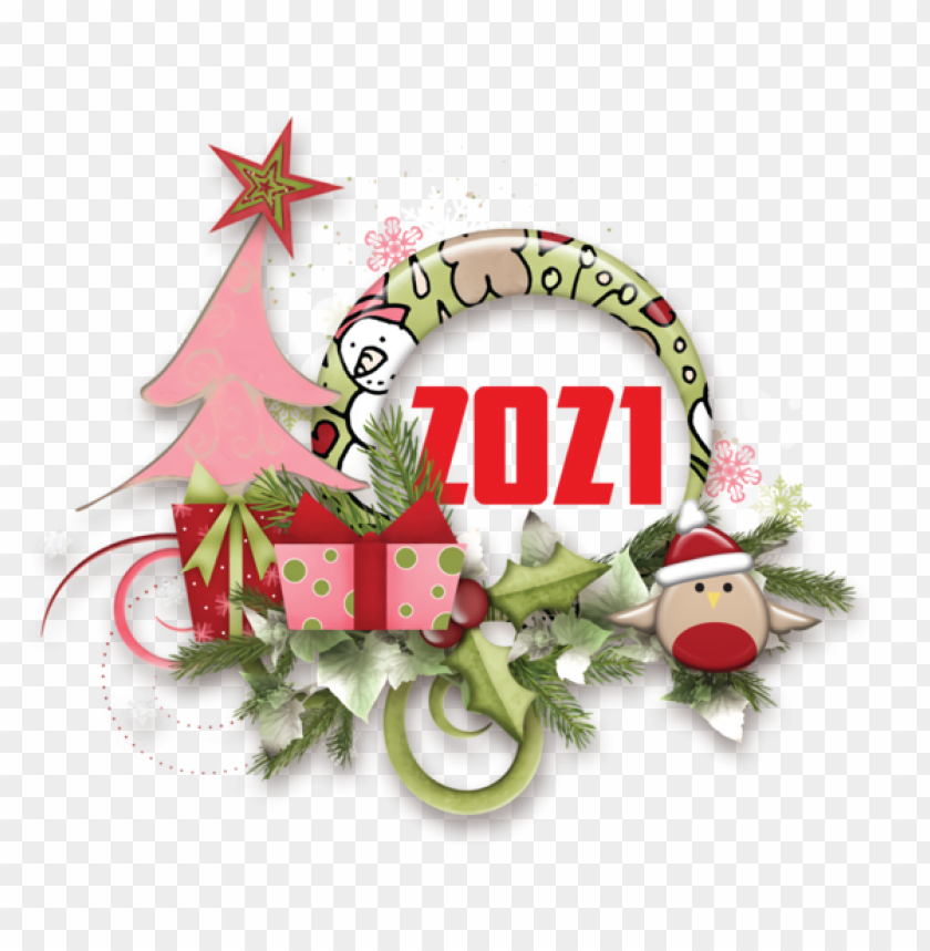 free PNG New Year Christmas Day Christmas tree Christmas decoration for Happy New Year 2021 for New Year PNG image with transparent background PNG images transparent