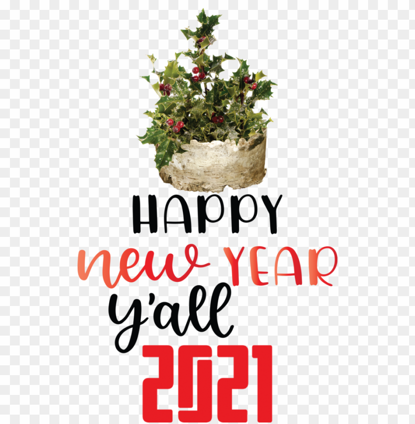 free PNG New Year Christmas decoration Christmas Day Christmas tree for Happy New Year 2021 for New Year PNG image with transparent background PNG images transparent