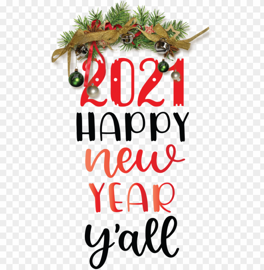 free PNG New Year Christmas tree Christmas Day Christmas Ornament M for Happy New Year 2021 for New Year PNG image with transparent background PNG images transparent