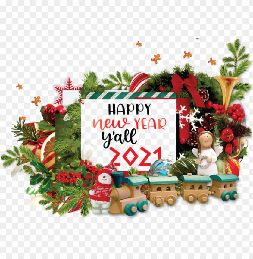 free PNG New Year Picture frame  Christmas Day for Happy New Year 2021 for New Year PNG image with transparent background PNG images transparent