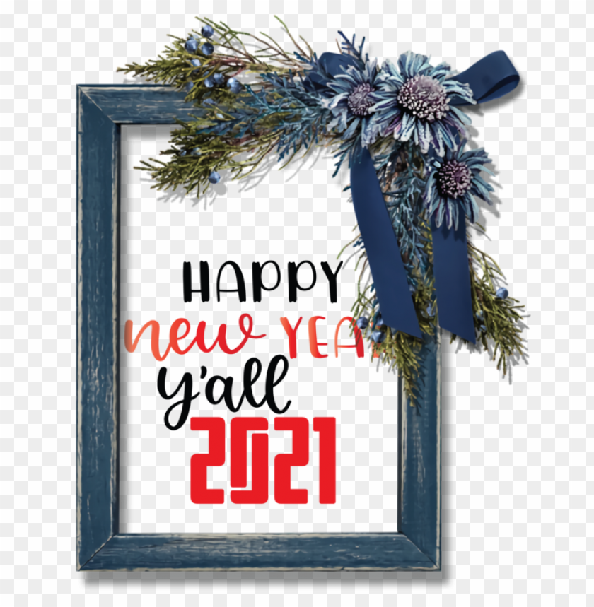 free PNG New Year Picture frame HOLIDAY ORNAMENT Christmas Ornament M for Happy New Year 2021 for New Year PNG image with transparent background PNG images transparent