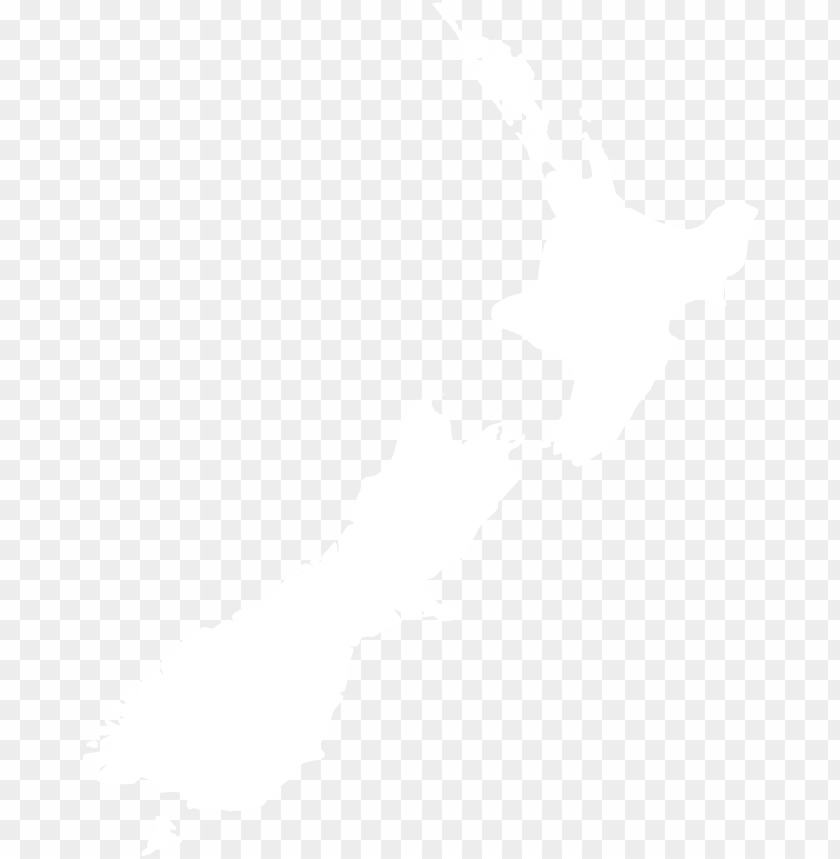 New Zealand Map Outline new zealand map outline PNG image with transparent background | TOPpng