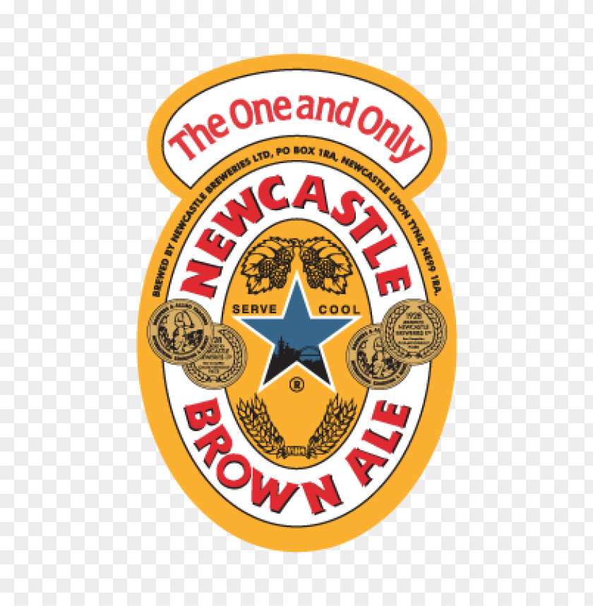 free PNG newcastle brown ale logo vector free PNG images transparent