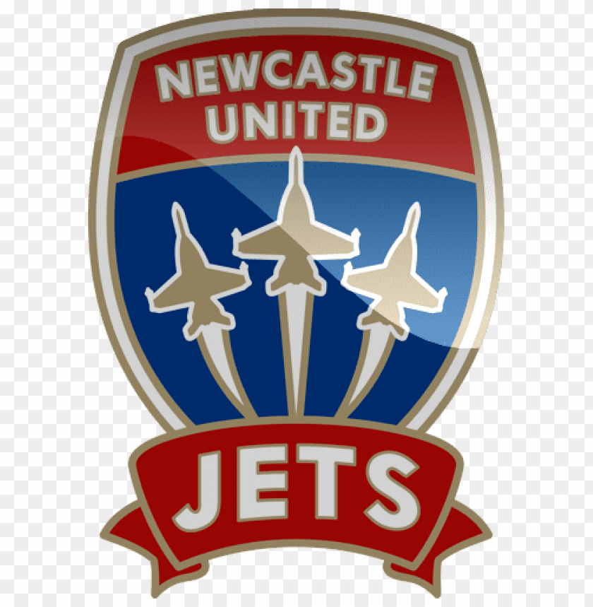 free PNG newcastle jets logo png png - Free PNG Images PNG images transparent