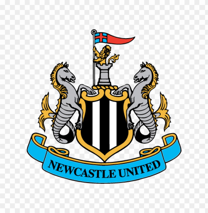 free PNG newcastle united fc vector logo PNG images transparent