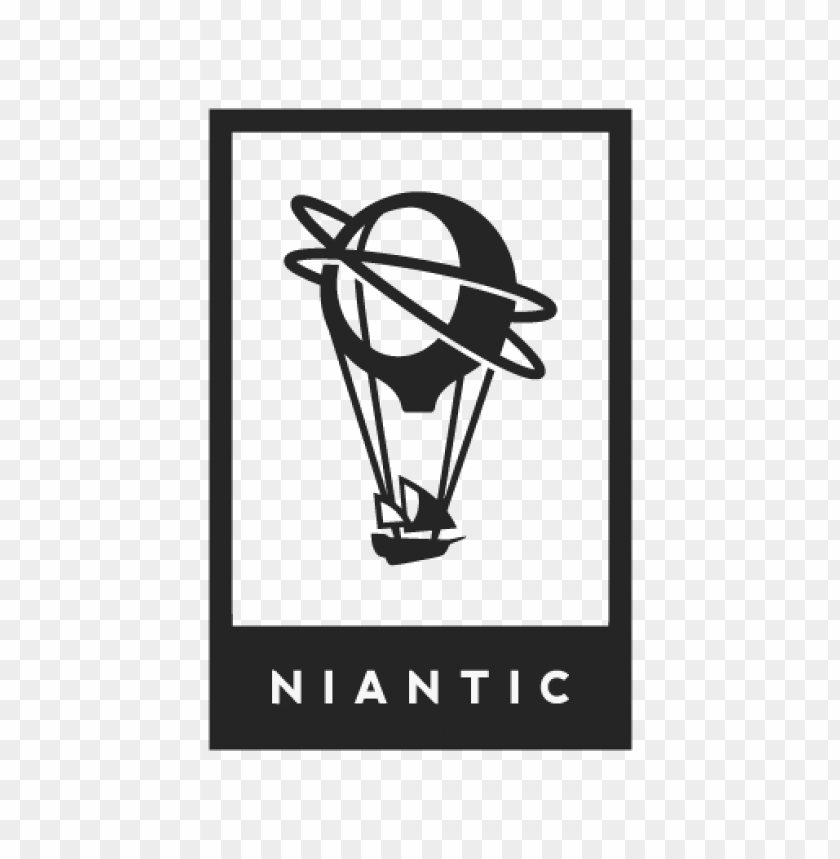 free PNG niantic logo vector PNG images transparent