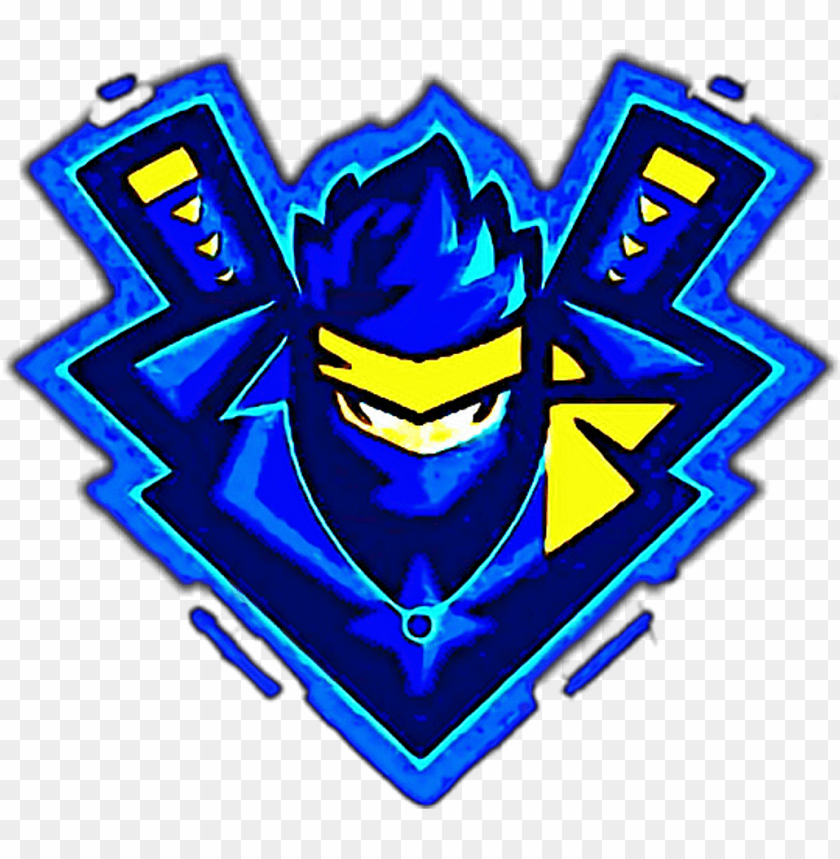 Ninja Improved Logo Fortnite Fortniteproam Fortniteseason5 Logo De Ninja Fortnite Png Image With Transparent Background Toppng